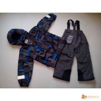 Новый зимний комбинезон комплект (куртка штаны) YDI 98 - 104