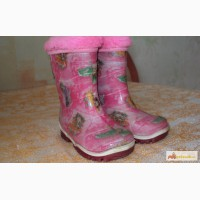 Детские резиновые сапожки в Омске