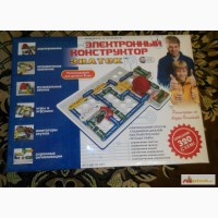 Электронный конструктор Знаток 320 схем в Омске