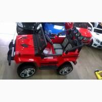 Электромобиль для ребенка от 1 года до 8 лет новый