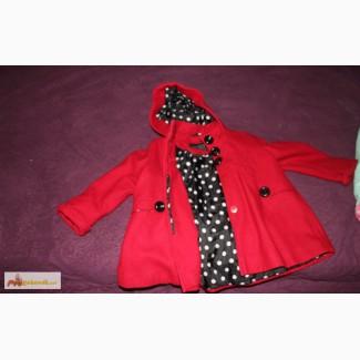 Пальто демисезонное для девочки в Калининграде