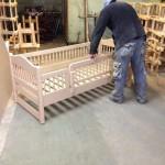 Кровать деревянная детская, подростковая Клэр