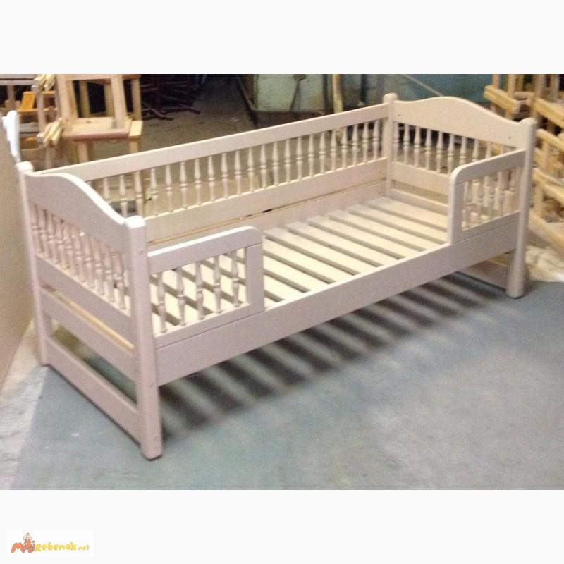 Фото 4. Кровать деревянная детская, подростковая Клэр