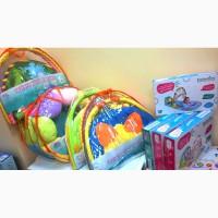 Продаются Детские развивающие коврики