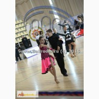 Платье для бальных танце Ю-1 Латина ABC Design 001 в Томске