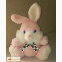 Мягкая игрушка - розовый заяц. в Кирове