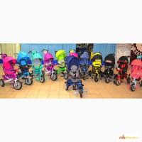 Детские велосипеды трехколесные в Калининграде