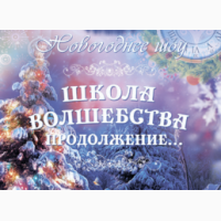 Новогодний праздник в Цирке Танцующих фонтанов Аквамарин