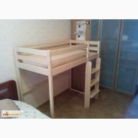 Детскую кроватку Мастерская Самосделкина Кровать-чердак в Междуреченске