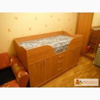 Продаю высокую детскую кроватку б/у