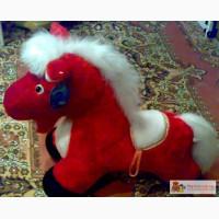 Большая мягкая игрушка лошадка новая пр- в Нижнем Новгороде