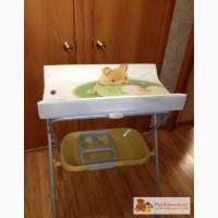 Стол пеленальный CAM volare с ванночкой в Королёве