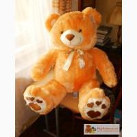 Мягкая игрушка Медведь с бантом 80см в Москве