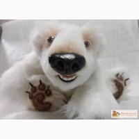 Белый медвежонок-ручная работа в Москве