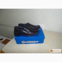 Туфли для мальчика антилопа в Хабаровске