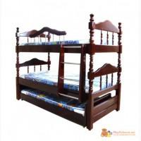 Детскую кроватку Двух-трехъярусные кровати в Иваново