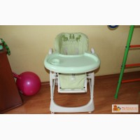 Стульчик для кормления Kevin high chair Happy baby в Кемерово