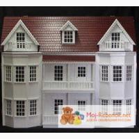 Кукольные домики, мебель, куклы, миниатюра 1:12