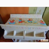 Пеленальный столик с ванночкой в Красноярске