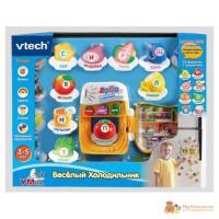 Веселый холодильник Развивающий Vtech + подарок!!!
