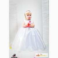Нарядные детские платья оптом Robe Blanche в России
