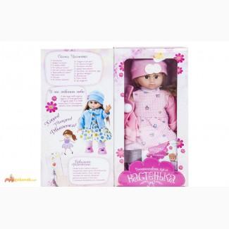 Интерактивная кукла Настенька ХОДИТ в Калининграде