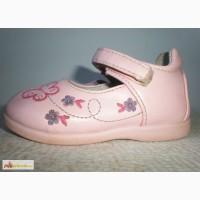 Туфли для девочки 19 размер Б/У Прыг-скок в Ростове-на-Дону