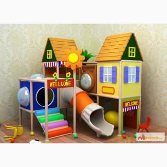 Детский лабиринт для квартиры в Иркутске