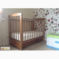 Детскую кроватку в Переславле-Залесском