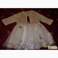 Праздничное платье для девочки на 3-4 го в Москве