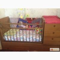 Детскую кроватку в Белово