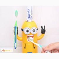 Автоматический дозатор для зубной пасты в Иркутске