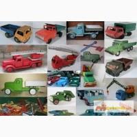 Детские металлические машинки в Чебоксарах
