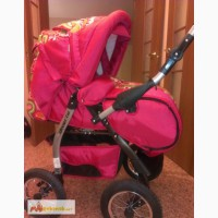 Детскую коляску teddy diverte в Новокузнецке