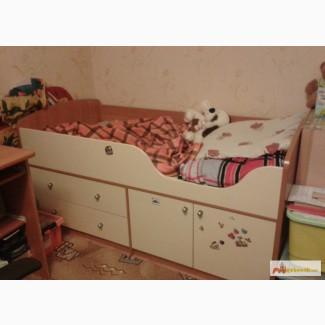Детскую кроватку сканд-мебель приют мини 007 в Санкт-Петербурге