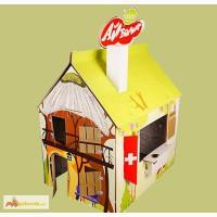Картонные домики Ширма-Айболит в Москве