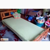 Детскую кроватку Икеа массив сосны реечное в Челябинске