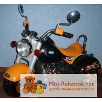 Детский мотоцикл Geoby W320