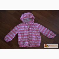 Демисезонная куртка BOGI для девочки, размер 98 см