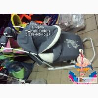 Санки-коляски Лапландия серого цвета в Перми