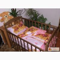 Детское постельное белье в кроватку в Краснодаре