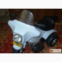 Электромотоцикл в Челябинске