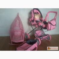 Детская коляска и колыбелька для кукол в Челябинске