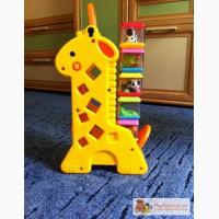 Развивающая игрушка Жираф от Фишер Прайс в Иваново