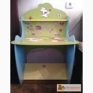 Детский стол со стульчиком. в Калининграде