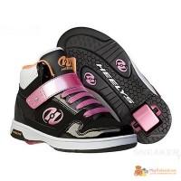 Роликовые кроссовки фирма Heelys.
