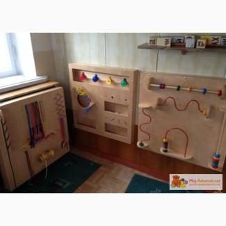 Игровой модуль для ребенка своими руками 2