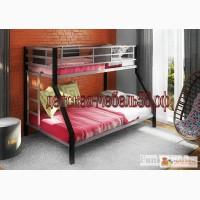 Двухъярусная металлическая кровать 2 в Пензе