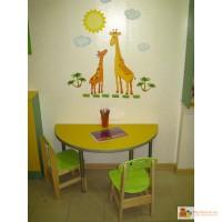 Столик детский со стульчиками продается