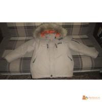 Аляска-пуховик ARISTA для мальчика р146, Б/У в идеальном состоянии